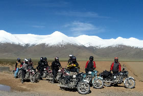 Manali - Leh Motorcycle Tour